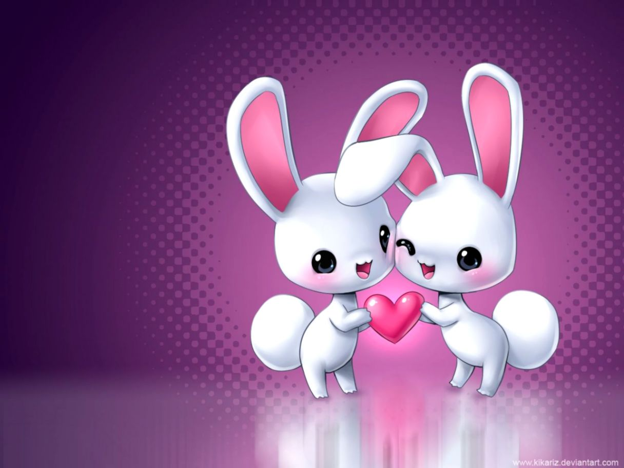 3d Cartoon Bunny Picture Wallpapers Hd Lib Wallpapers