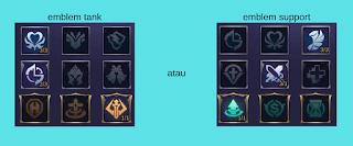 emblem tank dan support