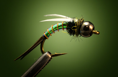 mylar prince nymph fly pattern