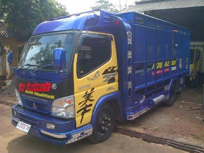 Jual Bak Truck
