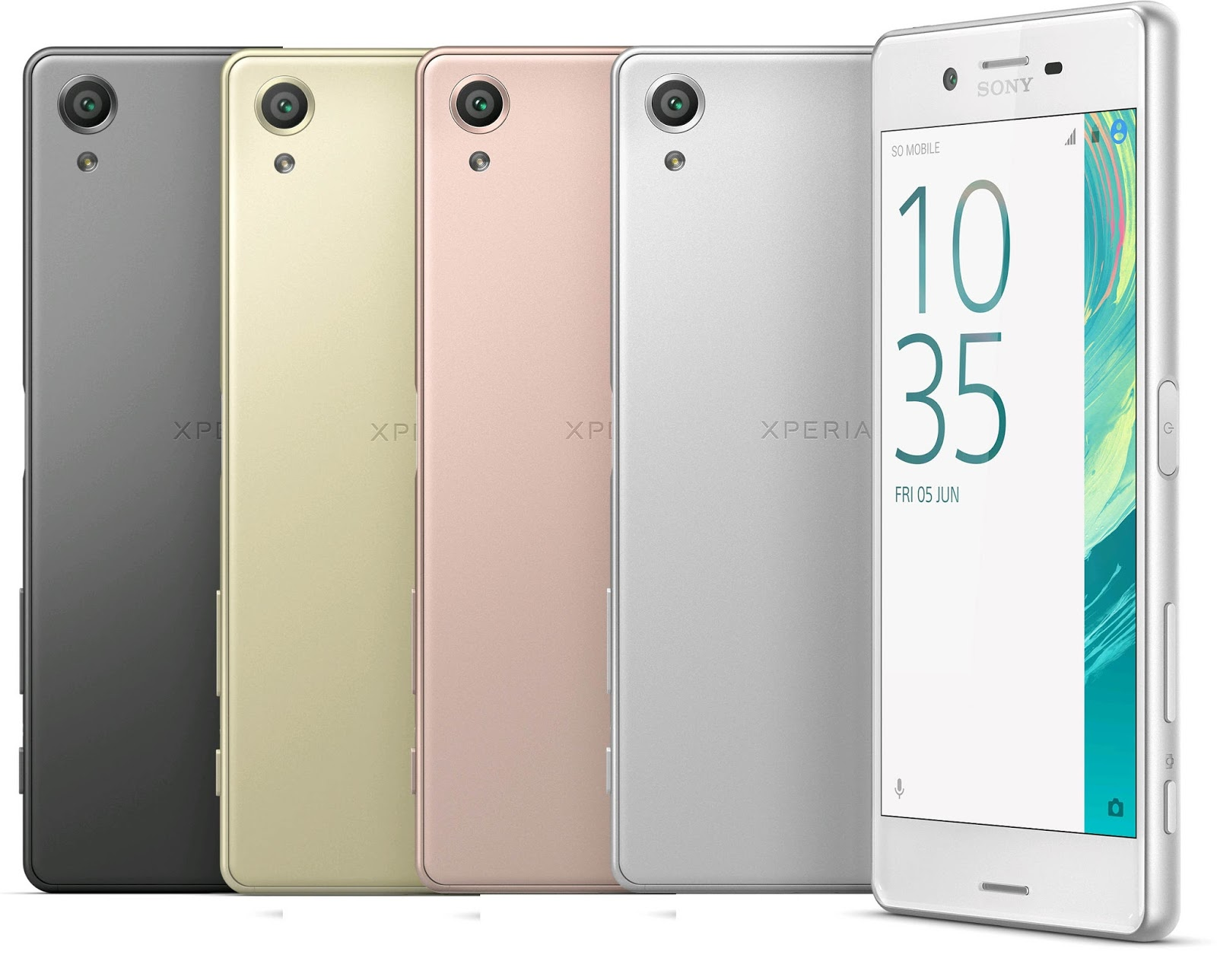 Sony Xperia X series smartphone price cut in India with 50 %