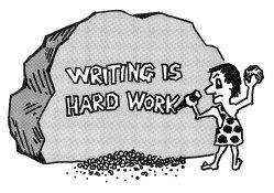 Jak pisać żeby dobrze coś napisać? Albo chociaż po prostu napisać... Poradnik marzyciela pisarza.