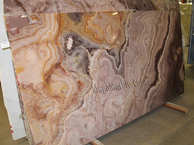 Tanzania Onyx slabs