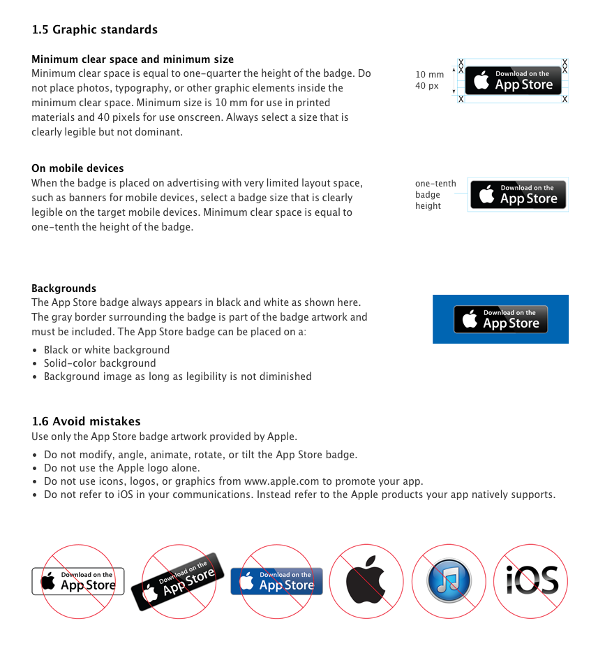 Tutorials iOS: iOS App Store Marketing Guidelines - Guide to
