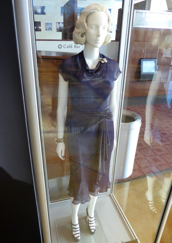 Marion Cotillard Allied film costume
