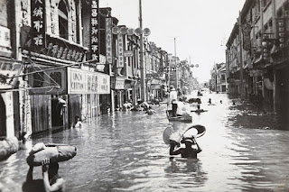 La mayor inundación de la historia - China en 1931