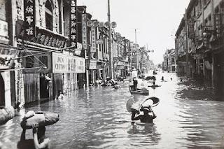 La mayor inundación de la historia - China en 1931