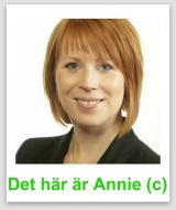 Annie loof star pa spekulanternas sida