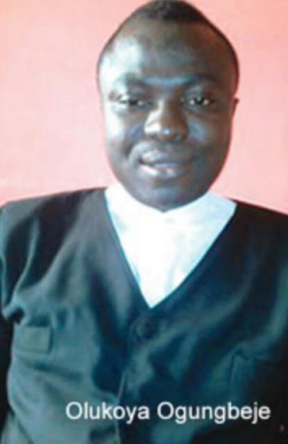 Olukoya Ogungbeje