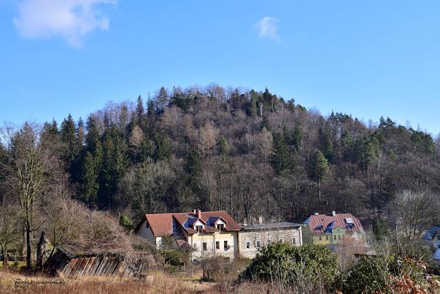Witosza-granitowe wzgórze kopułowe