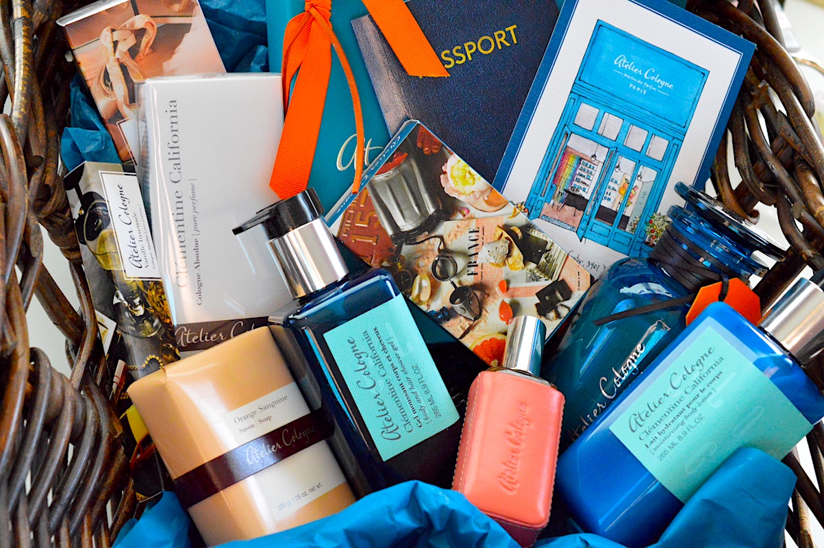 Atelier Cologne Gift Basket