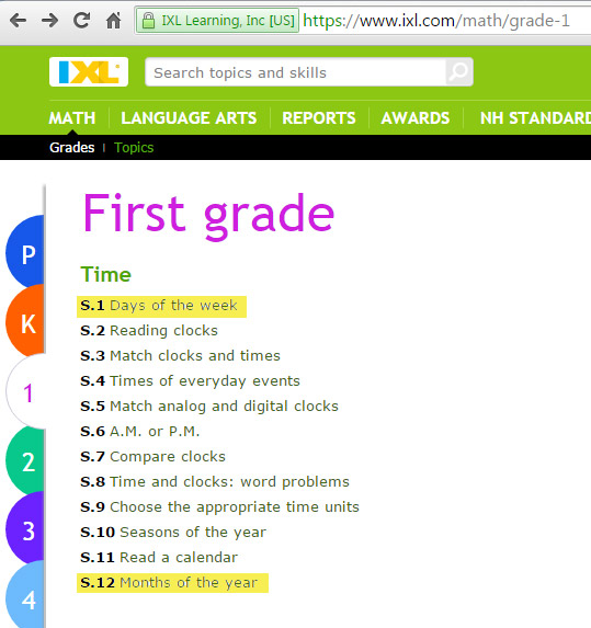 ORCSD Clean Slate: IXL math is confused about the order of the