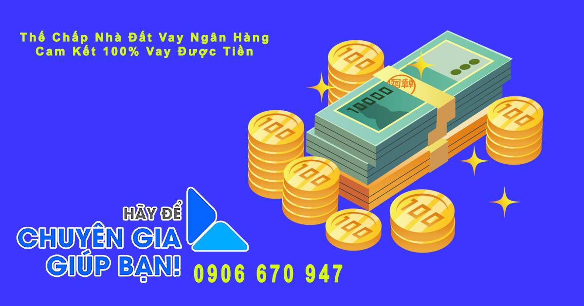 Dịch vụ Vay thế chấp ngân hàng agribank