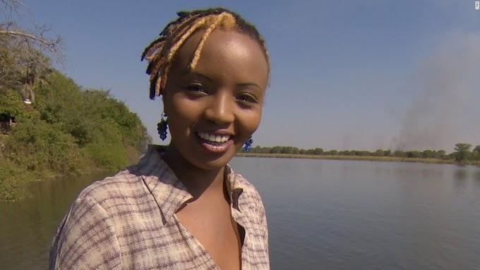 Former CNN 'Inside Africa' host Soni Methu dies at 34
