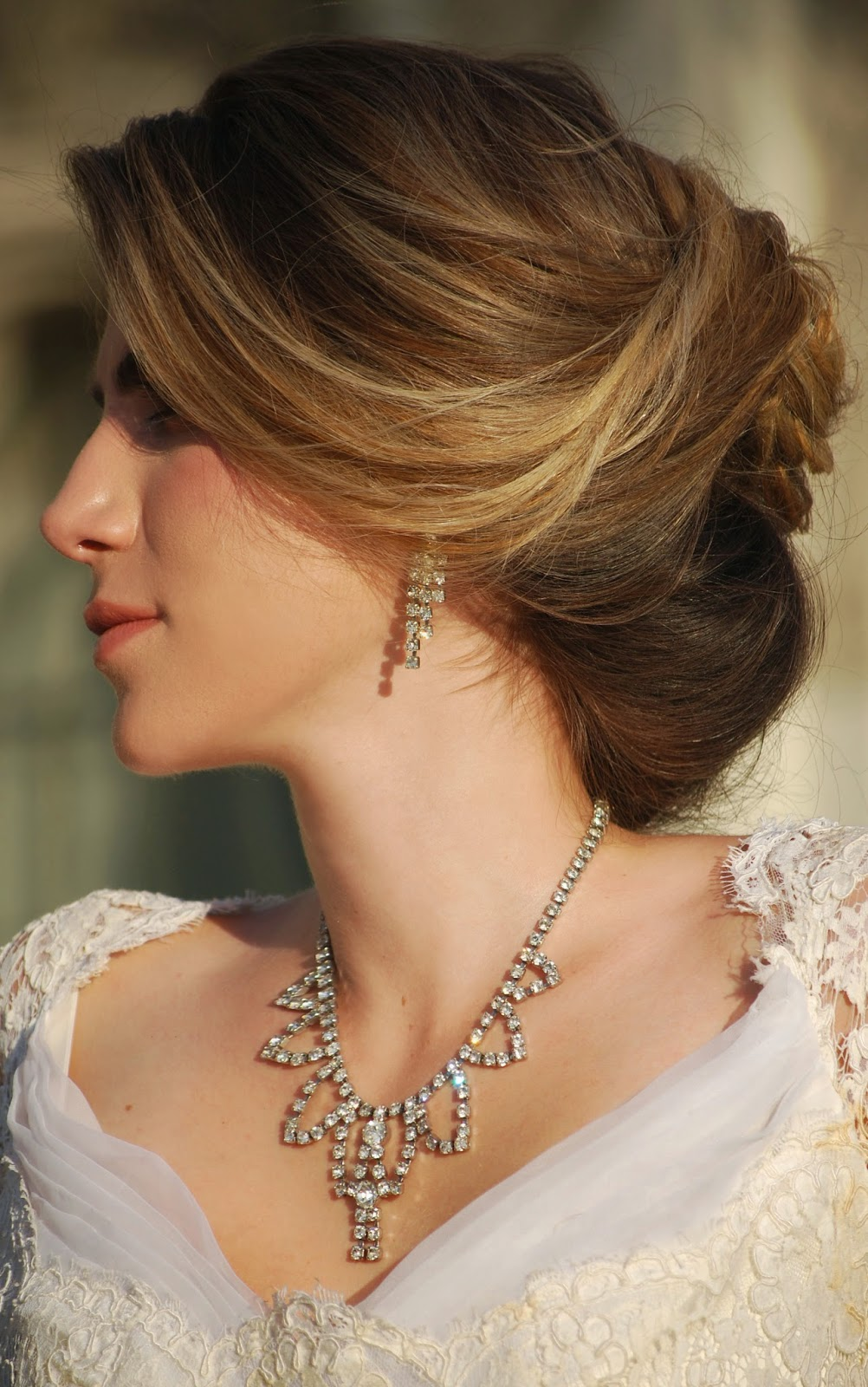 Achieving Glamorous Wedding Hair