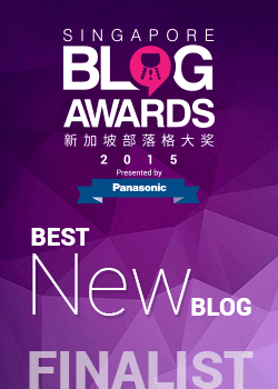 Singapore Blog Awards 2015