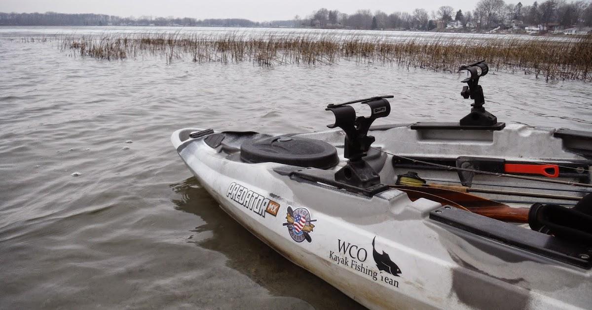 Indiana kayak fishing journal my kayaks for Canoe vs kayak fishing