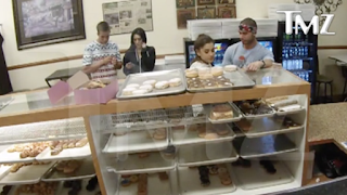 FLASHBACK:  Ariana Grande Licks Donut, Says 'I Hate America,' Cancels MLB All-Star Performance