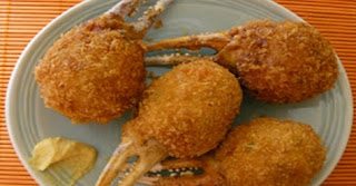Resep Masakan Perkedel Kentang Dengan Daging Kepiting Spesial