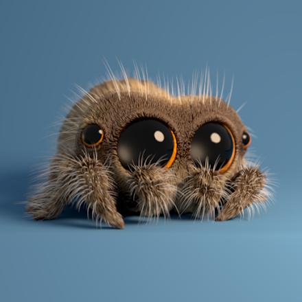 Alle Lucas the Spider Kurzfilme komplett
