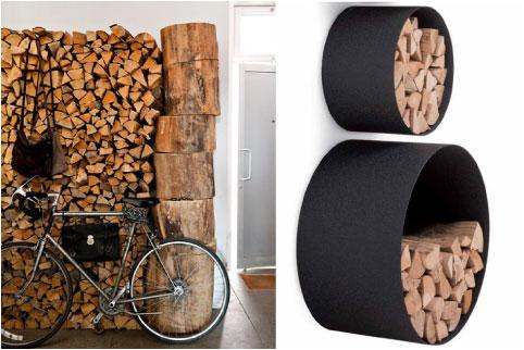Come sistemare la legna per il camino in casa blog di for Come sistemare la casa