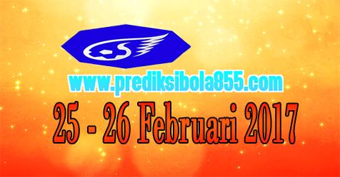PrediksiBola855 25-26 Februari 2017