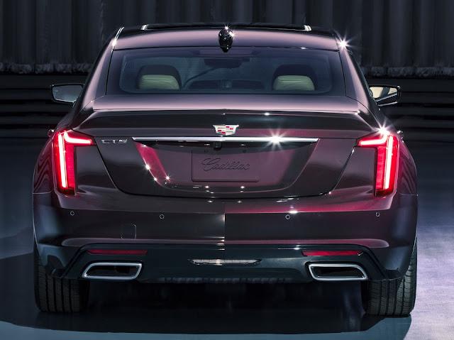 Novo Cadillac CT5 2020