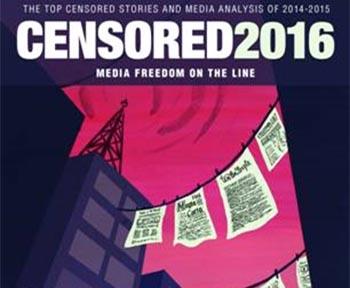 Resultado de imagen de Las 25 Noticias más censuradas por la prensa corporativa de Estados Unidos