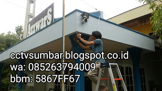 Dokumentasi Pemasangan Pada AZZWARS PERFUME Pusat Parfum Ternama - Kota Padang