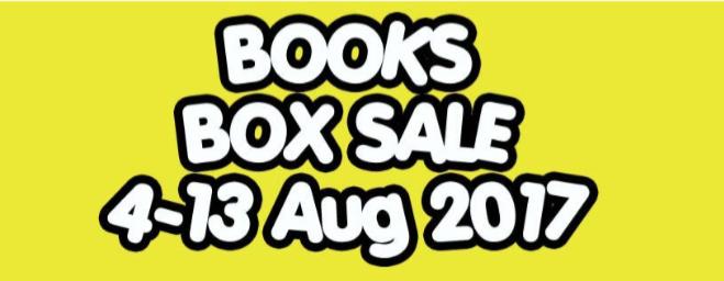 Confessions Of A Readaholic Sg Bookdeals Books Box Sale 2017 Recap