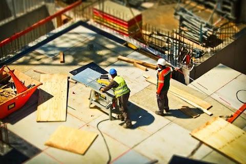 Csökkent az építőipari termelés az euróövezetben novemberben