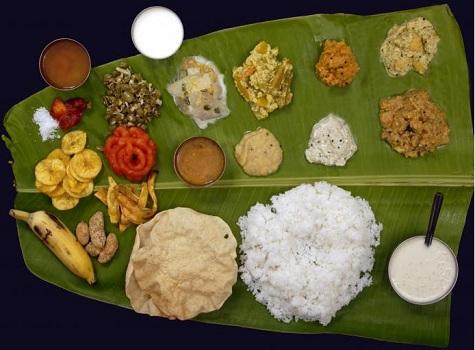 Vedic food