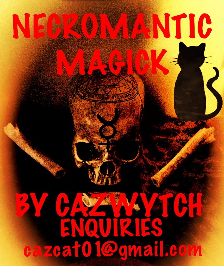NECROMANTIC MAGICK