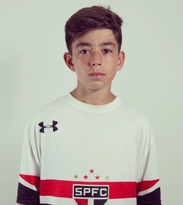 Lucas Moura Altura Y Peso: Aspirantes Tricolores: Jogadores Nascidos Em 2003