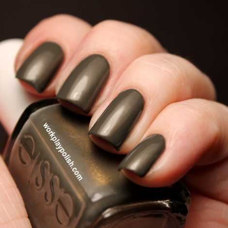 Essie Armed and Ready (work / play / polish)