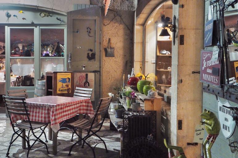Restaurant Les Ateliers à Maussane-les-Alpilles