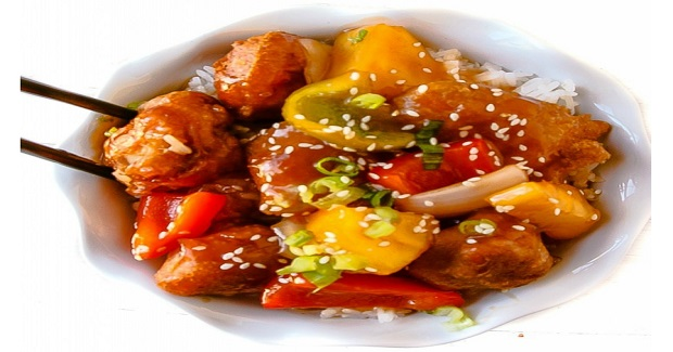 Easy Homemade Sweet & Sour Chicken Recipe