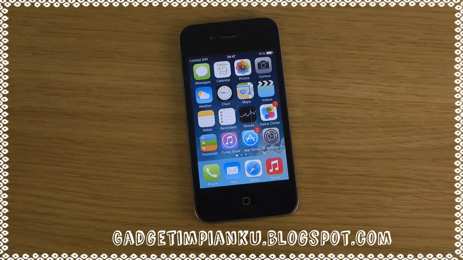 DUEL Harga IPhone 4 Dan IPhone 5 Mana Yang Terbaik