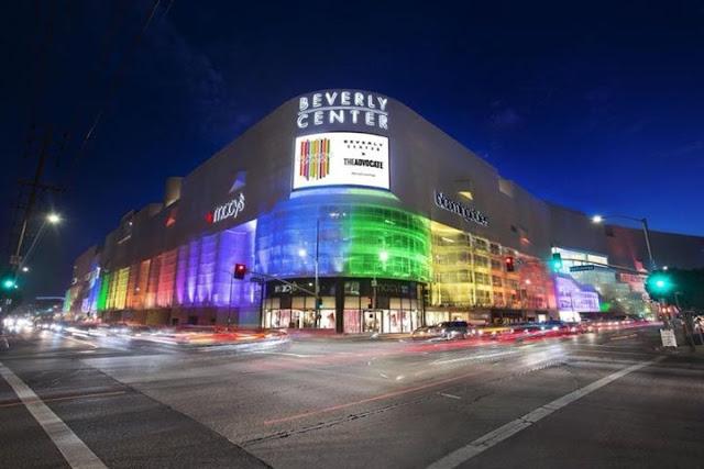 Beverly Center para curtir a noite em Beverly Hills