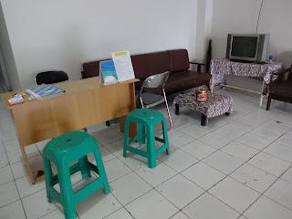 Resepsionis Penginapan Murah Cirebon