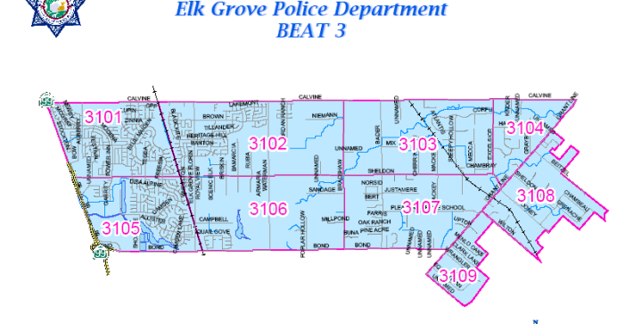 City Of Elk Grove Police Department