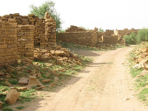 Haunted Village Kuldhara, Rajasthan, Hindi, Story, History, Kahani, Itihas, Information, Janakari,