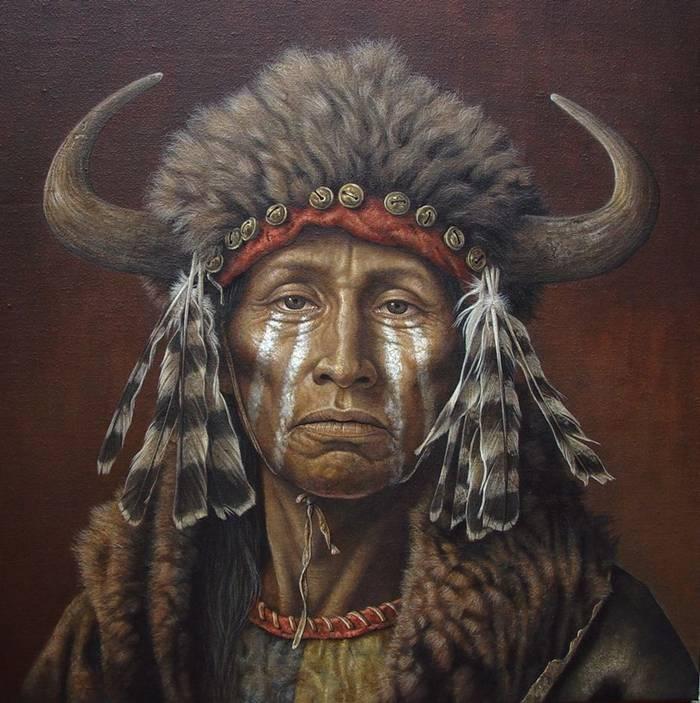 native american paintings 002