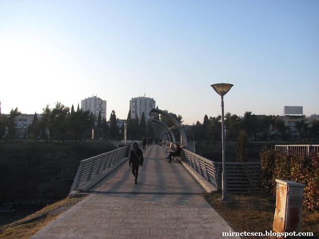 Мост Москва - Подгорица, Черногория