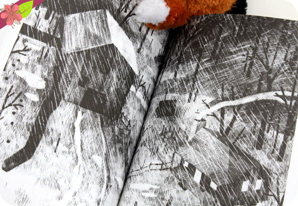 Pax et le petit soldat de Sara Pennypacker, illustrations de Jon Klassen, Gallimard Jeunesse
