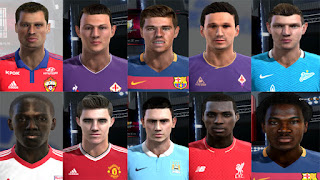 Future Facepack Europe v5 Pes 2013 By-FB