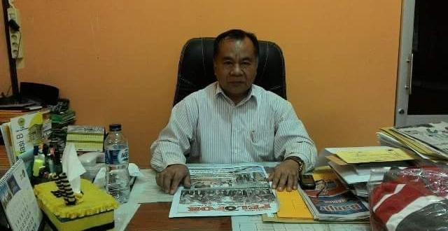 Pimpin 3 Periode, Drs.H.Baharudin Semad.M.M : Jangan Tanyakan Periode saya Tapi Lihat Prestasinya.