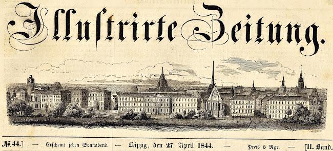 Anonim - Illustrirte Zeitung Leipzig 1844