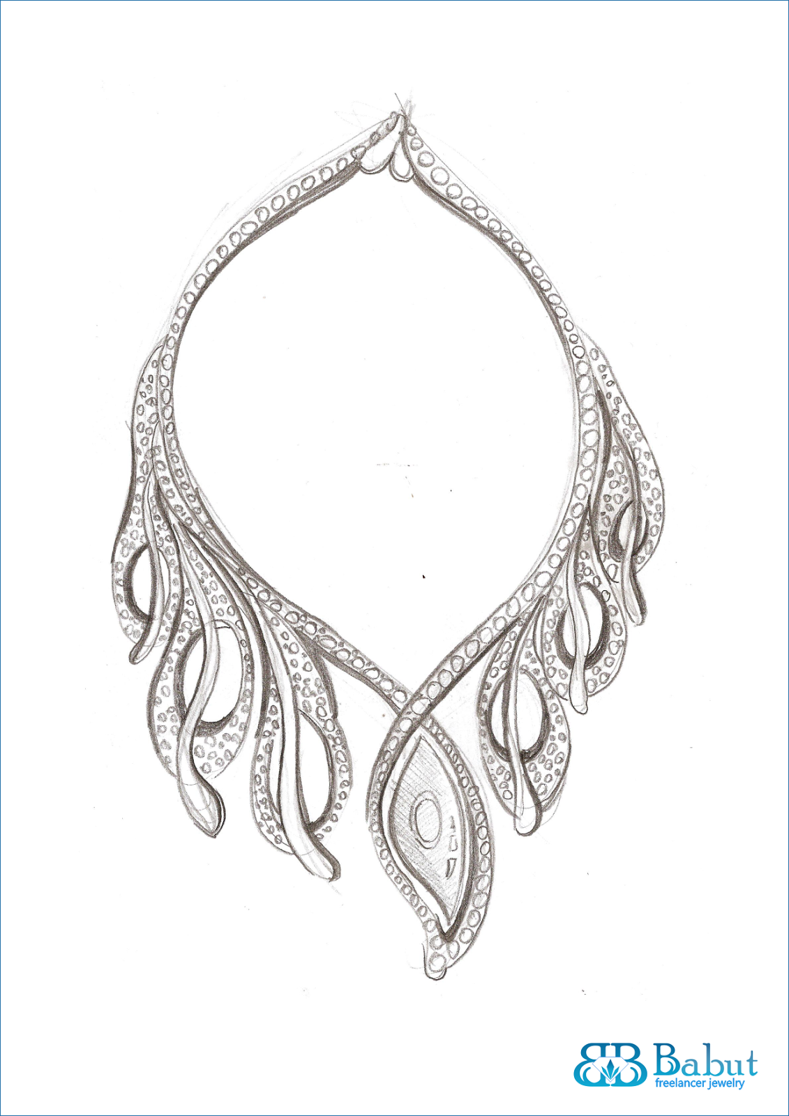 Sketch Jewelry - Babut Florin - Valentin: august 2014