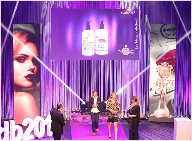 Les Victoires de la beauté 2016/2017 - Energie Fruit - Blog beauté Les Mousquetettes©